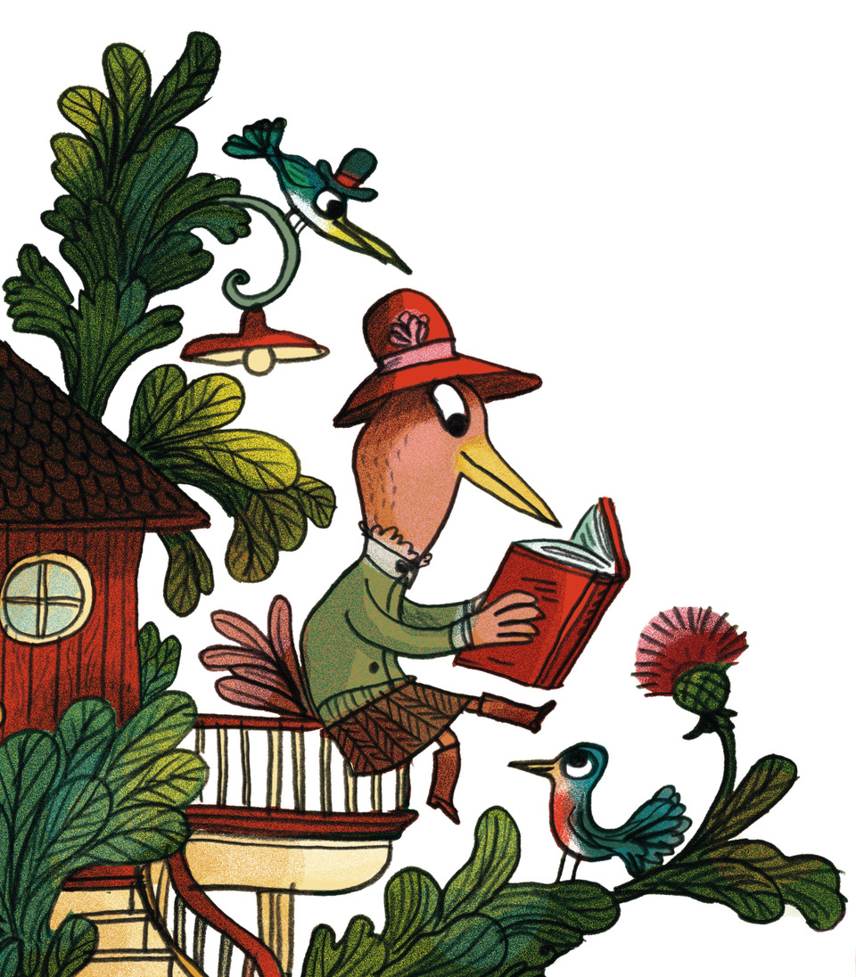 Ilustración: Javier Sáez Castán